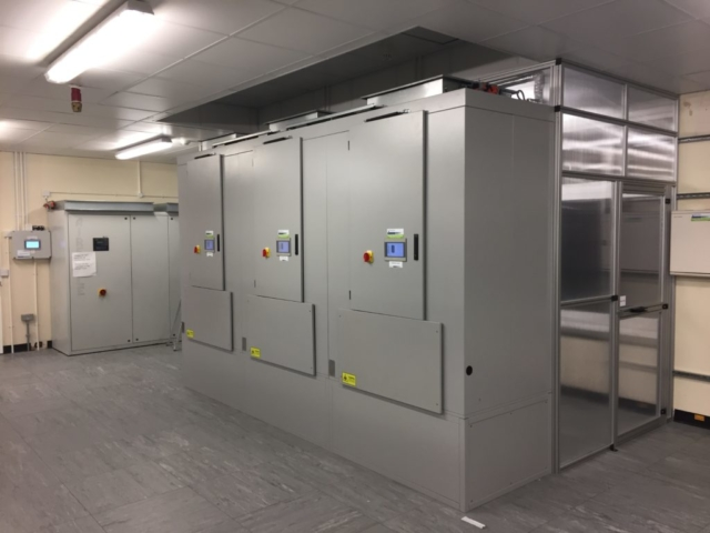 EcoCoolings ECT10800 pod for data centre cooling