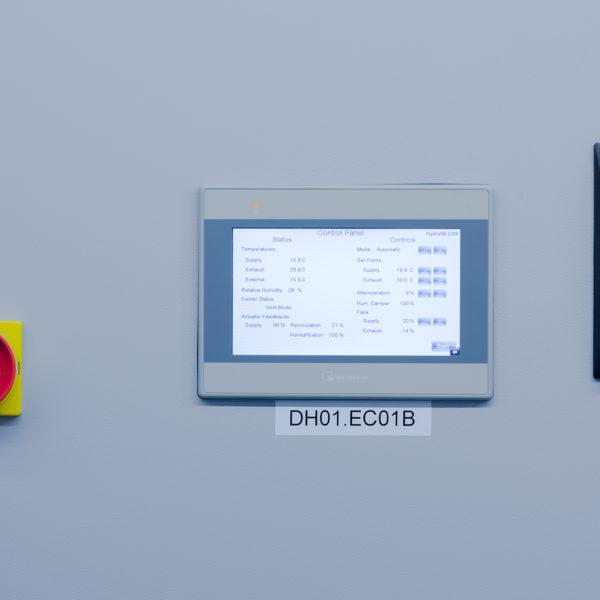 Systèmes de Contrôle EcoCooling