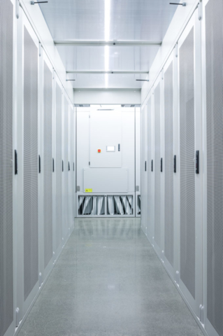 Data Centre cooling by EcoCooling