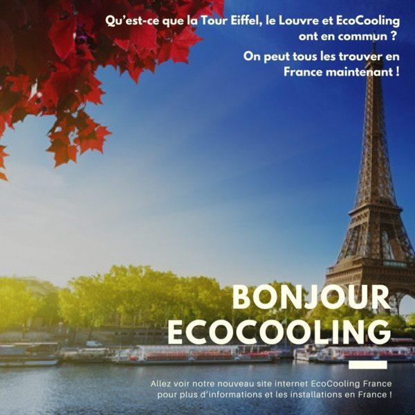 Bonjour EcoCooling France !